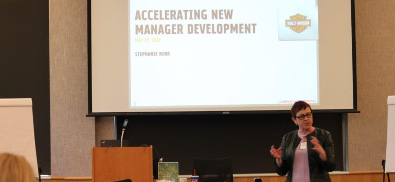 Accelerating New Manager Development