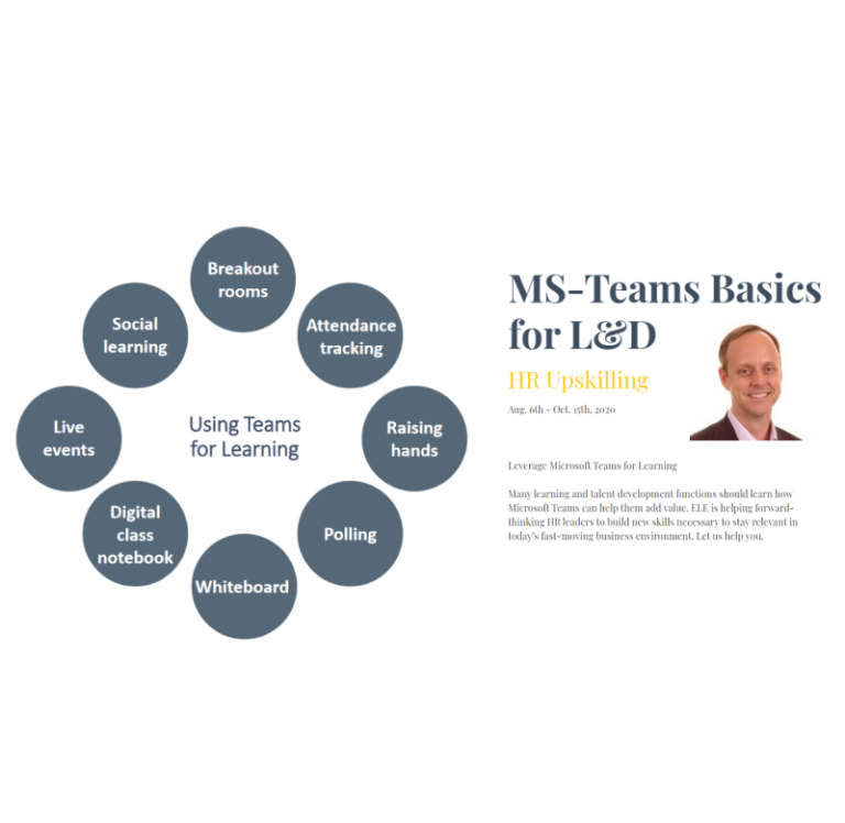 MS-Teams Basics for L&D