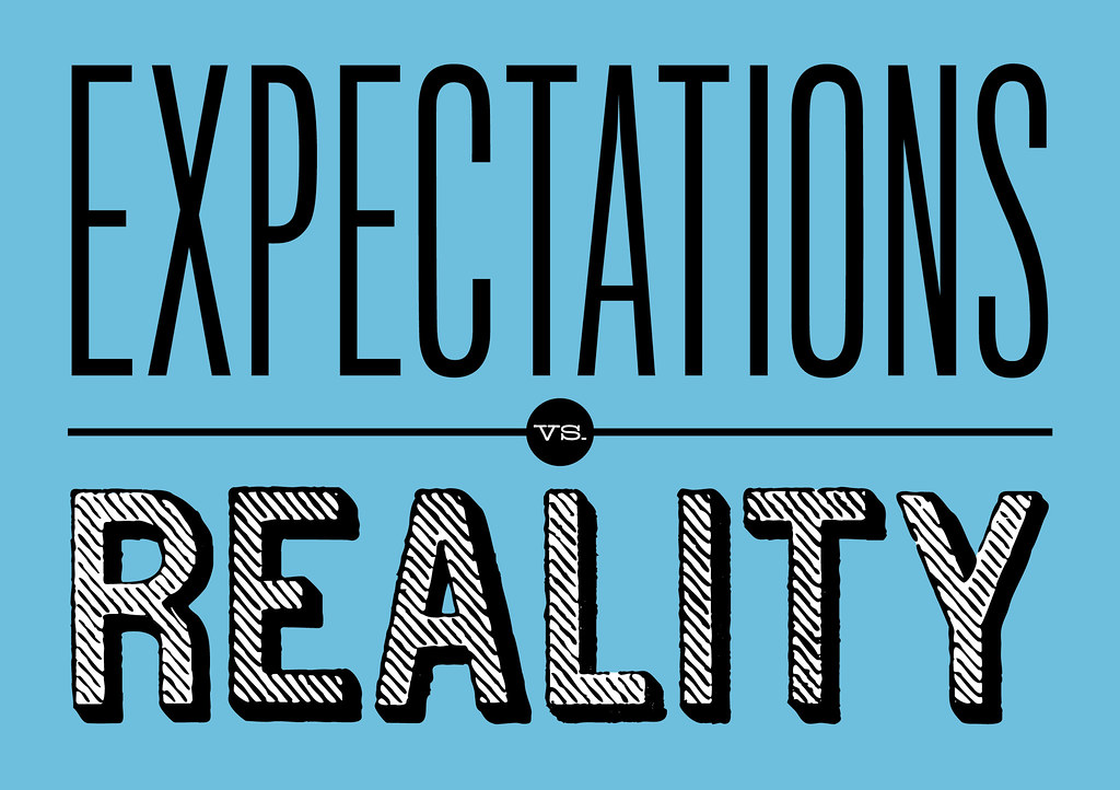 Setting Realistic Expectations (Virtual Happy Hour)