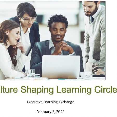 Culture Learning Circle