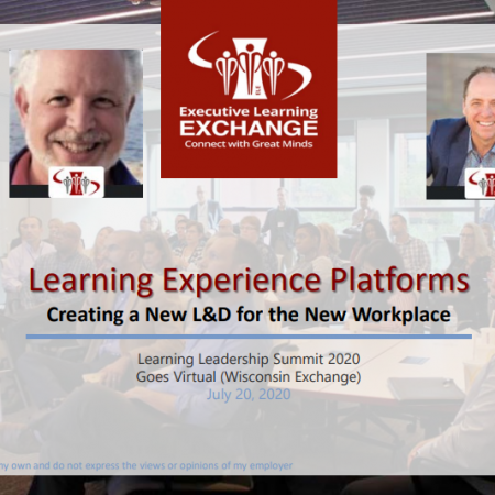 Learning Experience Platforms